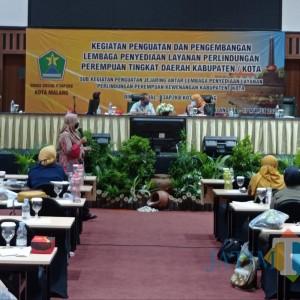 Dinsos-P3AP2KB Kota Malang Maksimalkan Lembaga Perlindungan Perempuan Hindari Kekerasan