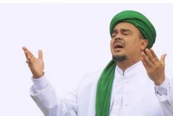 Habib Rizieq (Foto: SUMEKS.CO)