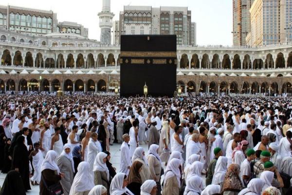 Ilustrasi jamaah haji. (Foto: www.backpakerumrah.com).
