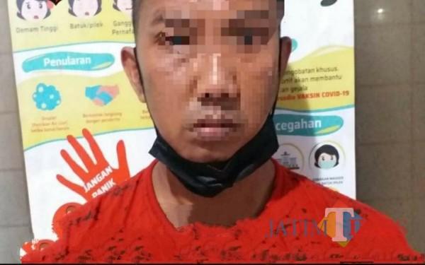 Pelaku berinitial MP asal Jember / Foto : Dokpol / Tulungagung TIMES