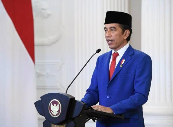 Presiden Joko Widodo (Foto:  NOW! Jakarta)