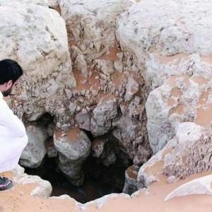 Penampakan Sumur yang Dibuat Jin Nabi Sulaiman, Masih Ada Hingga Sekarang!
