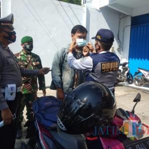Polres Lumajang Tindak 36 Pelanggar Prokes Saat Operasi Yustisi Gabungan