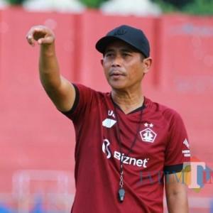 Menang 3-1 atas PON Jatim, Pelatih Persik Kediri Belum Puas