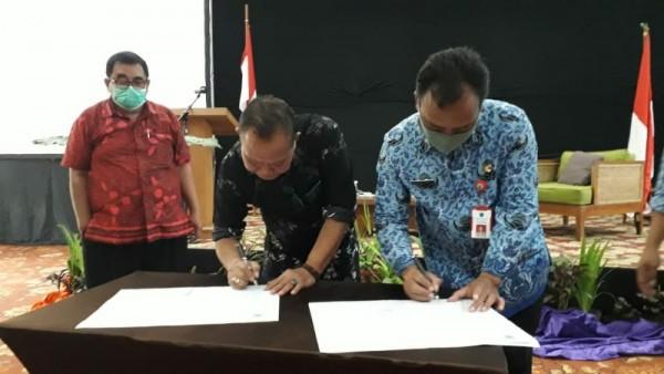 Disparta Kota Batu akan menggelar Kompetisi Desan Batik Khas Batu 2021 pada 24 Maret 2021 nanti (foto istimewa)
