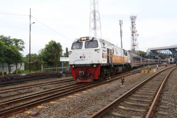 Gerbong Kereta Api Arjuno yang sedang beroperasi. (Foto: Humas PT KAI Daop 8 Surabaya)