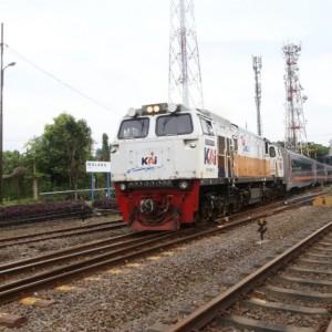 Perdana, KA Arjuno Ekspres Surabaya Gubeng-Malang Sementara Beroperasi saat Akhir Pekan