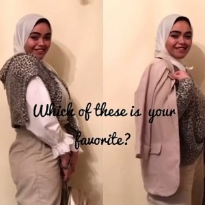 Dengan Fashion Item yang Sama, Ciptain Day and Night Outfit Berbeda Yuk!