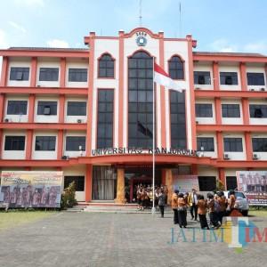 Hebat, Baru Semester 4, Mahasiswa Unikama Ini Jadi Asisten Pengajar di BLK Pasuruan
