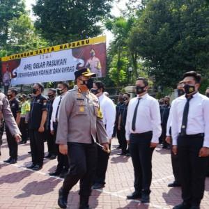 Antisipasi Konflik, Polres Malang Bentuk Satgas