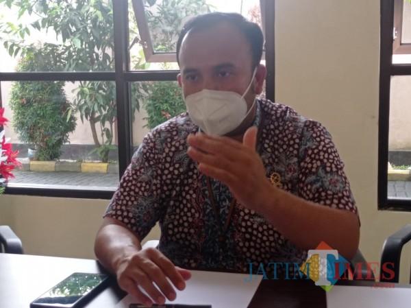 Humas Pengadilan Negeri Kabupaten Malang Muhamad Aulia Reza Utama (foto: Hendra Saputra/MalangTIMES)