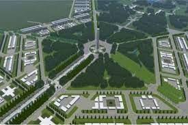 Ibu kota baru (Kompas.com)