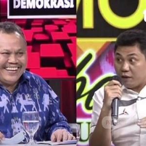 Debat Sengit Jhoni Allen dan Jansen Sitindaon soal Keberadaan Majelis Tinggi Partai Demokrat