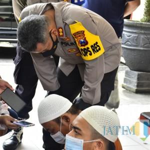 Edarkan Sabu di Wilayah Blitar, Tukang Parkir Asal Malang Dicokok Polisi