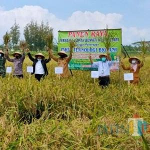 Petani di Kabupaten Kediri Bersiap Ekspor Beras Organik Ke Swiss