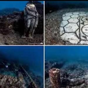 5 Kota Kuno Terkubur di Dasar Laut, Ada yang Bisa Dilihat Tanpa Menyelam