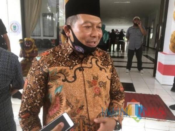 Wakil Bupati Malang Didik Gatot Subroto. (Foto: Ashaq Lupito/JatimTIMES)