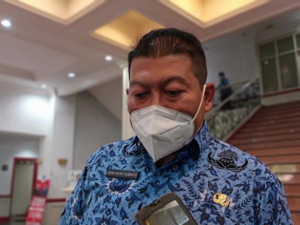 Wakil Bupati Malang Didik Gatot Subroto. (Foto: Istimewa)