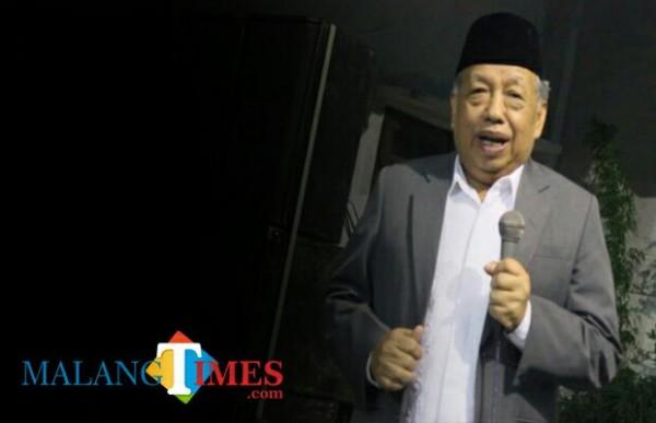 Prof Dr H Imam Suprayogo Guru Besar UIN MALIKI Malang (Doc MalangTIMES)