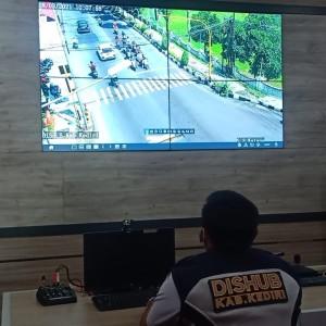 Dishub Kabupaten Kediri Peringatkan Pengguna Jalan Nakal dengan Perangkat ATCS