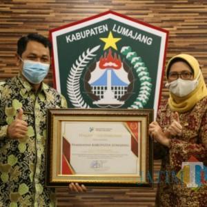 Terapkan Satu Data Indonesia, Lumajang Raih Penghargaan dari BPS