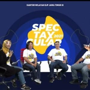 Spectaxcular 2021, DJP Jatim 3 Ungkap Prioritas yang Tak Bisa Dipilih