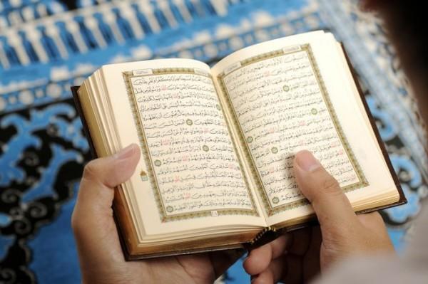 Membaca Al-Qur'an (istimewa)