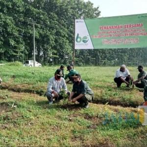 Hari Hutan Sedunia, Perhutani BKPH Kedunggalar Tanam 3 Ribu Bibit Pohon