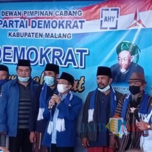 DPC Partai Demokrat Kabupaten Malang Tegak Lurus Anggap AHY Ketua Umum