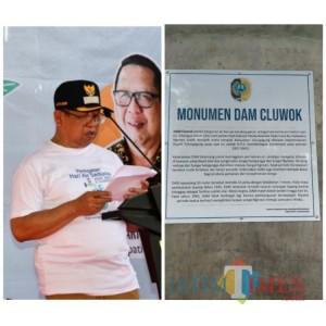 Dam Cluwok Jadi Kado Indah Pemdes Bono Pada Hari Air Sedunia ke 29