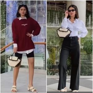 Tips Bikin Shirt Dress Menjadi Berbagai Outfit Harian yang Modis