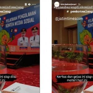 Antusiasme Peserta Pelatihan Medsos Kota Malang, Konten Kreator JatimTIMES Jadi Pembicara