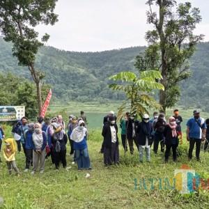 Peringati Hari Air Sedunia, Komunitas Pemuda Ranuyoso Tanam 800 Tanaman Buah