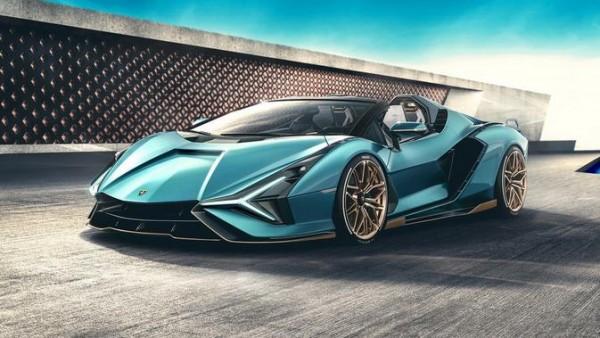 Lamborghini (Foto: Robb Report Singapore)