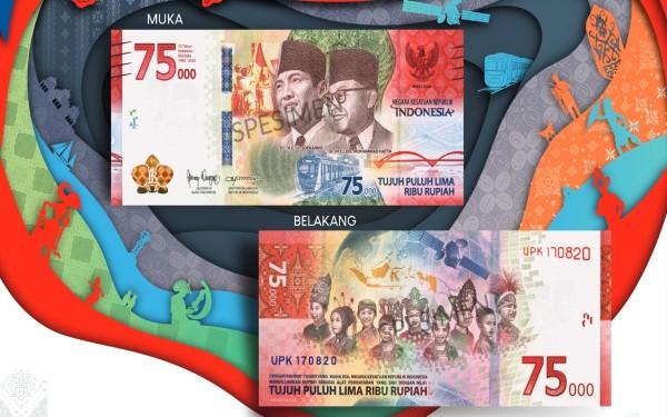 Uang Peringatan Kemerdekaan (UPK) 75 Tahun Republik Indonesia (bi.go.id)