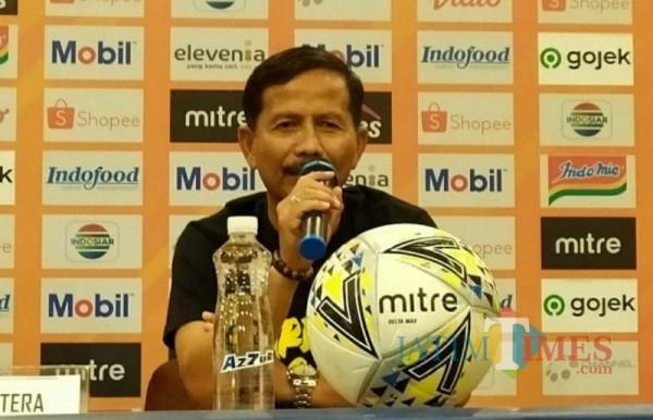 Pelatih Barito Putera, Djajang Nurjaman (foto: istimewa)