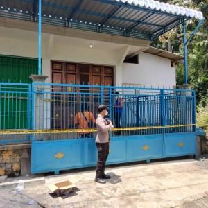 Polisi Berhasil Bekuk Terduga Pelaku Pembunuh Bapak Kandung di Kabupaten Malang