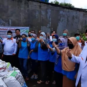 Sapa Warga, PKS Jatim Apresiasi Kampung Sensasi dan Kampung Urban Farming Kota Malang