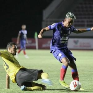 2-1 untuk Barito Putera, Arema FC Berada Diperingkat Ketiga Klasemen Group A