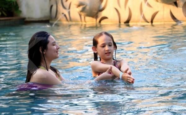 Ilustrasi aktivitas berenang (Foto : Internet)