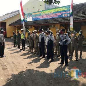 Kejar Zona Hijau, Polres Lumajang Gencarkan Operasi Yustisi