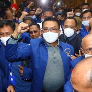 Kubu Moeldoko Gelar Konpers di Proyek Mangkrak SBY Siang Ini, PD: Pastinya Cari Sensasi