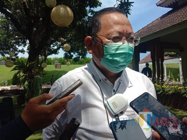 Sudin, Ketua Komisi IV DPRD RI asal PDI Perjuangan (Nurhadi Banyuwangi/JatimTimes)