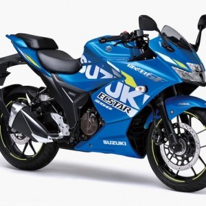 Suzuki GSX250F Ternyata Meluncur Lebih Dulu di Thailand, Segini Harganya