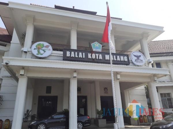 Balai Kota Malang. (Arifina Cahyanti Firdausi/MalangTIMES).