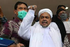Habib Rizieq (Foto: CNN Indonesia)