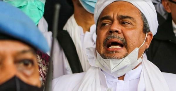 Habib Rizieq (Foto: Pikiran Rakyat)