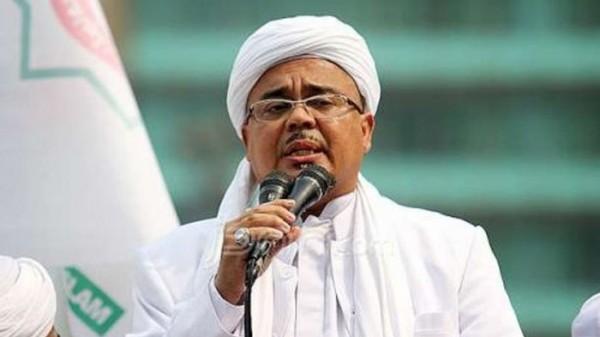 Habib Rizieq (Foto: Suara)