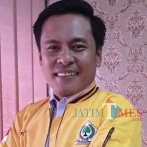 Salurkan Aspirasi Kota Surabaya ke Golkar, Berhadiah Give Away