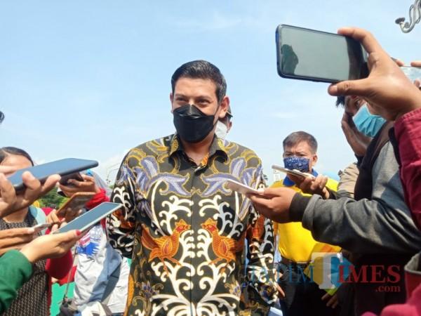 Wali Kota Kediri Abdullah Abu Bakar. (eko arif s/Jatimtimes)
